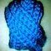 Rivulets Scarf pattern