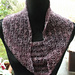 The Birthday Gift - a laceweight cowl pattern