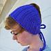 Lindas Headband 2 pattern