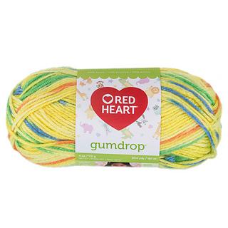 Red Heart Yarn Yarn Rh Gumdrop Gelato