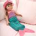 Mermaid Doll Outfit pattern