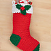 Holly Stocking pattern
