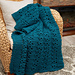 Charming Crochet Throw pattern