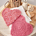 Here's My Heart Scrubby pattern