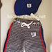 Baby Football Sweatpants pattern