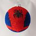 Spider-Man Ball pattern
