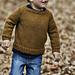 Tot Lot #10: Raglan Pullover pattern