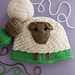 Sheep Hat pattern