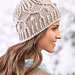 Winter Trellis Hat pattern