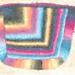 Large Mitered Square Felted Bag pattern