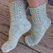 Bunny Socks pattern
