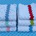 Simple Stripes Dishcloth pattern