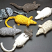 Baby Rats or Mice pattern