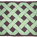 Celtic Knot Blanket/Throw/Cushion pattern