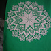 #1980 Star Doily pattern