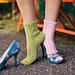Simply Lovely Lace Socks pattern