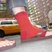Pedicure Socks pattern