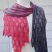 Concrete Jungle scarf pattern