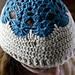 Blue Rose Hat pattern