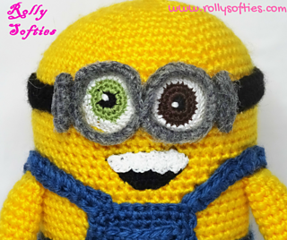 Crochet amigurumi Yoshi doll - for sale! | Amigurumi passo a passo ... | 268x320
