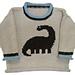Dino Pullover pattern