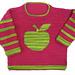 Apple Pullover pattern