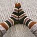 Jazzi Leftover Socks pattern