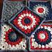 Sunburst Granny Squares pattern