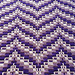 Bargello Mosaic Blanket pattern