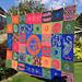 Art Nouveau 2016 Mystery Blanket pattern