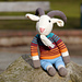 Erich the Goat / Erich der Ziegenbock pattern