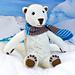 ILUQ the Polar Bear pattern