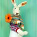 Julius Easter Bunny / Osterhase pattern