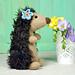 MONI the Hedgehog Lady pattern