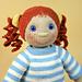 ANNI Doll / Puppe pattern