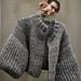 Grey sheep jacket pattern