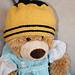 Little Buzzy Bee Hat pattern