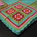 Corner Granny pattern