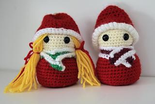 Crochet Elf / Amigurumi / Halloween / Crochet Elf Girl #2575042 ...   214x320