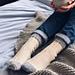 Vanilla Silk Socks pattern