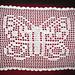 Butterfly Filet Doily pattern