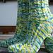 Slip-Stitch Cable Socks pattern