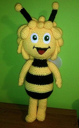 Best Amigurumi Crochet Bee Patterns - Örgü Modelleri | 500x309