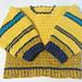 Nursery Rhyme Pullover pattern
