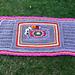 Jahanara Shawl Wrap pattern