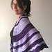 Parral Shawl pattern