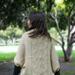 Abrazo Cocoon Sweater pattern