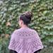 Old Rose Shawl pattern