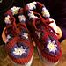 Granny Slippers pattern