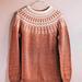 0611-01 Pullover pattern